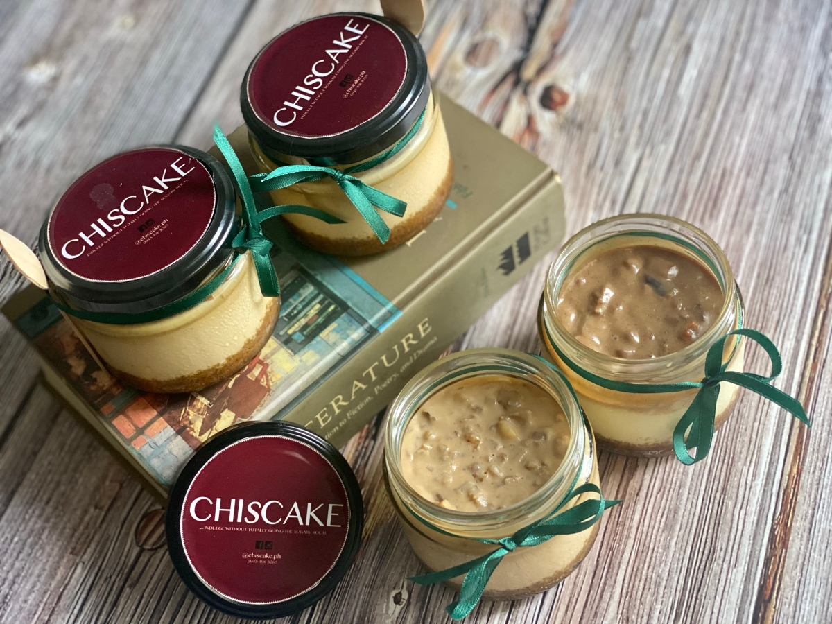 3 reasons to sate your sweet cravings with a Cheesecake Jar from Chi'sCake