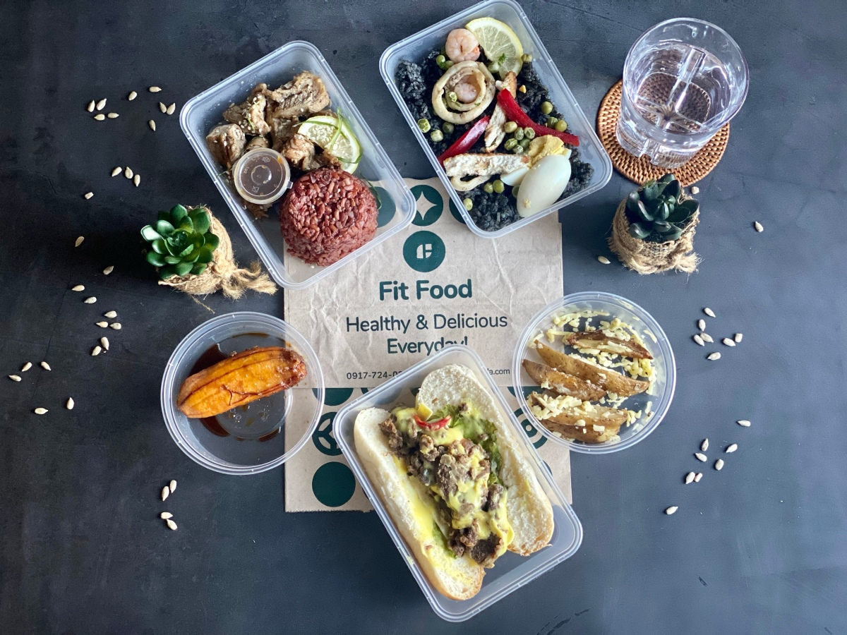 Healthy eating myths debunked with Fit FoodManila