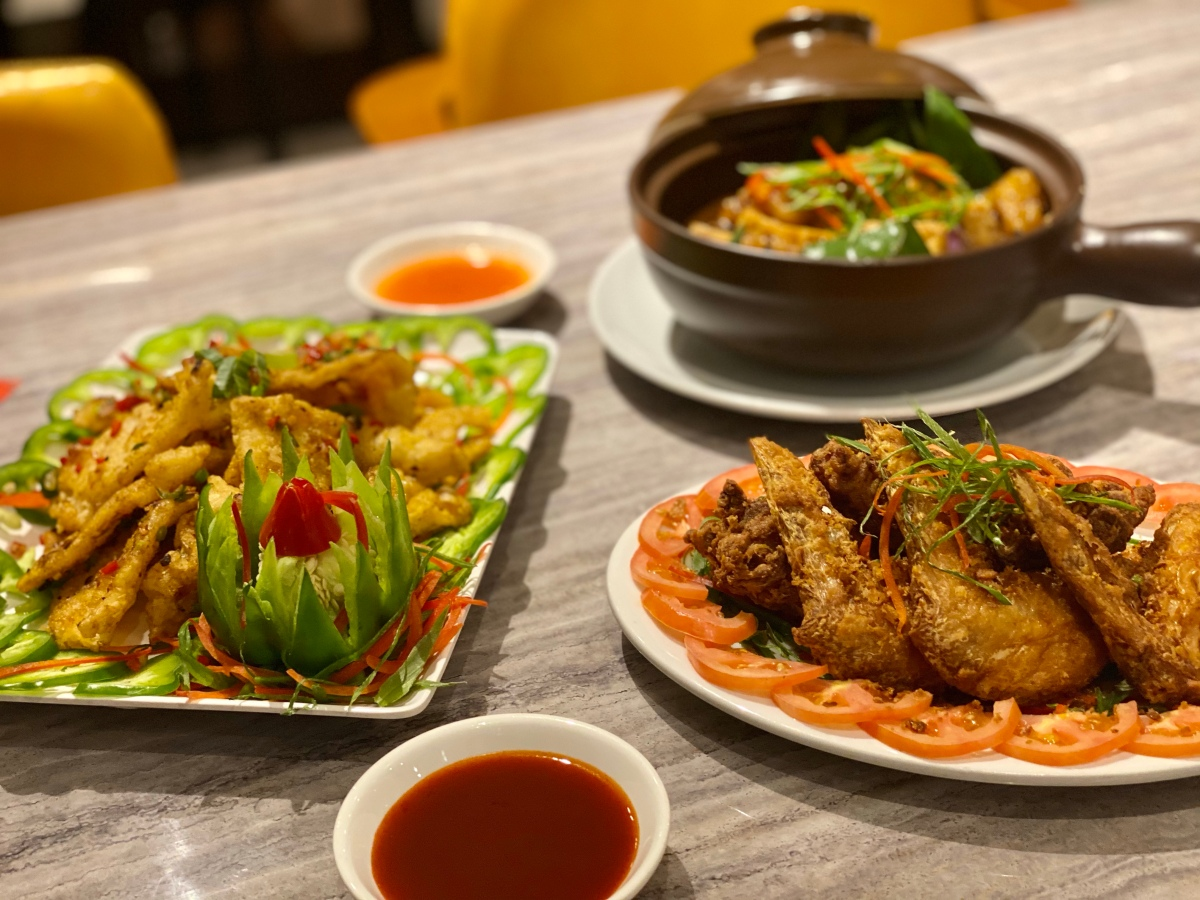 Savor Asian flavors at Hawker Lane, SM Megamall