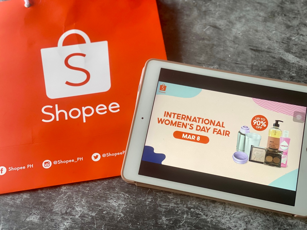 Celebrate the women in your life with these Shopee finds!