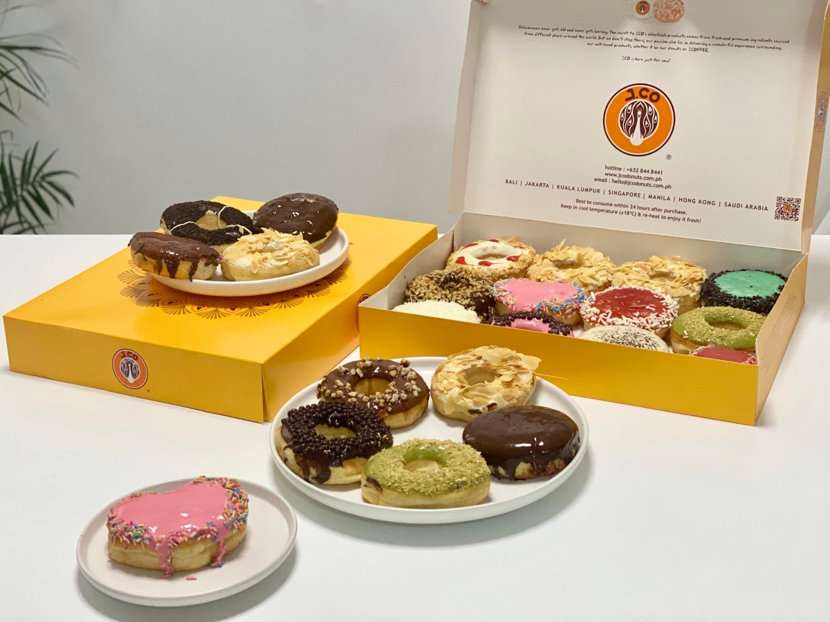 J.CO Donuts' 9th anniversary offer
