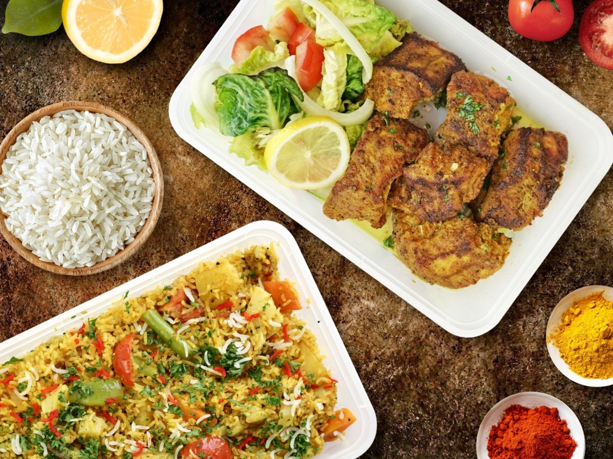 Halal-certified food for takeout and delivery from Cafe Ilang-Ilang of The ManilaHotel