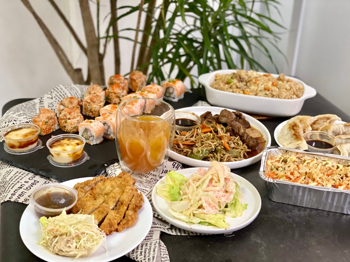 Mix-and-match your food faves via new GrabKitchens in Malate andParanaque