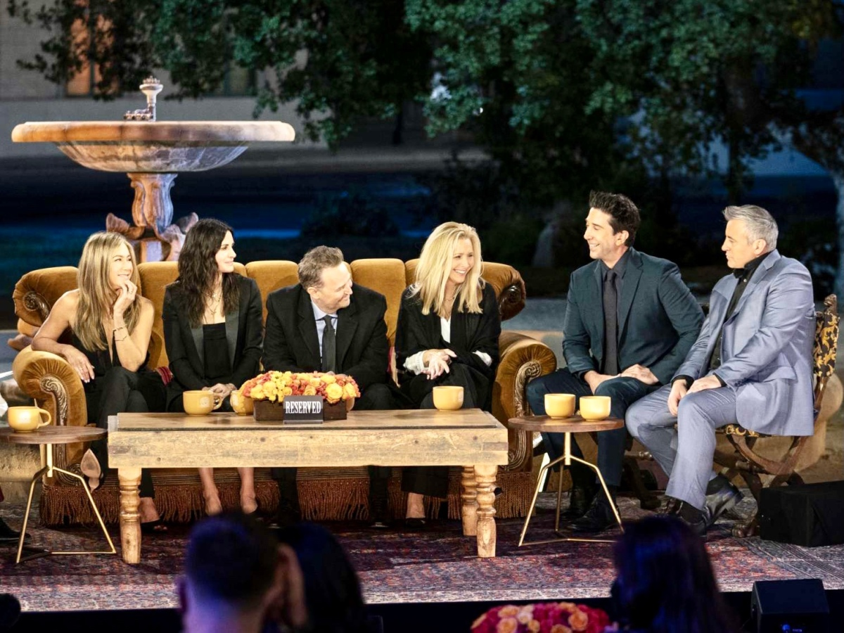 Friends: The Reunion premieres on May 27 on HBO and HBOGO