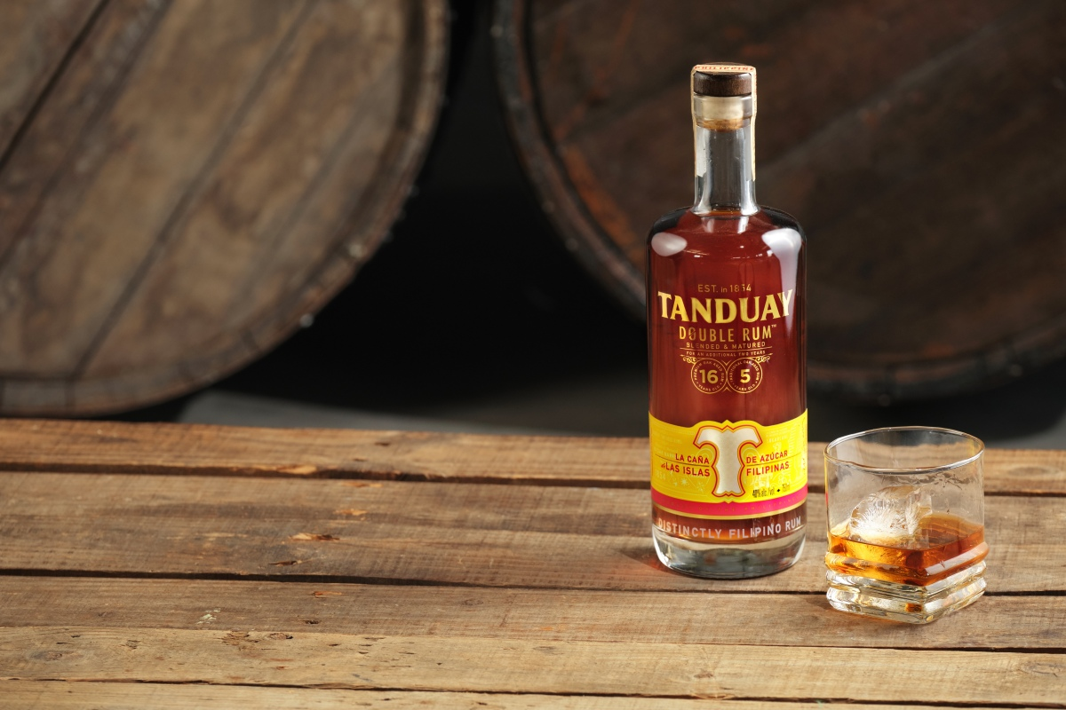 Tanduay Double Rum Among the World's Best, Wins Gold in NYContest