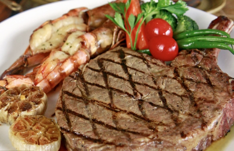 Dining indulgence at CowrieGrill