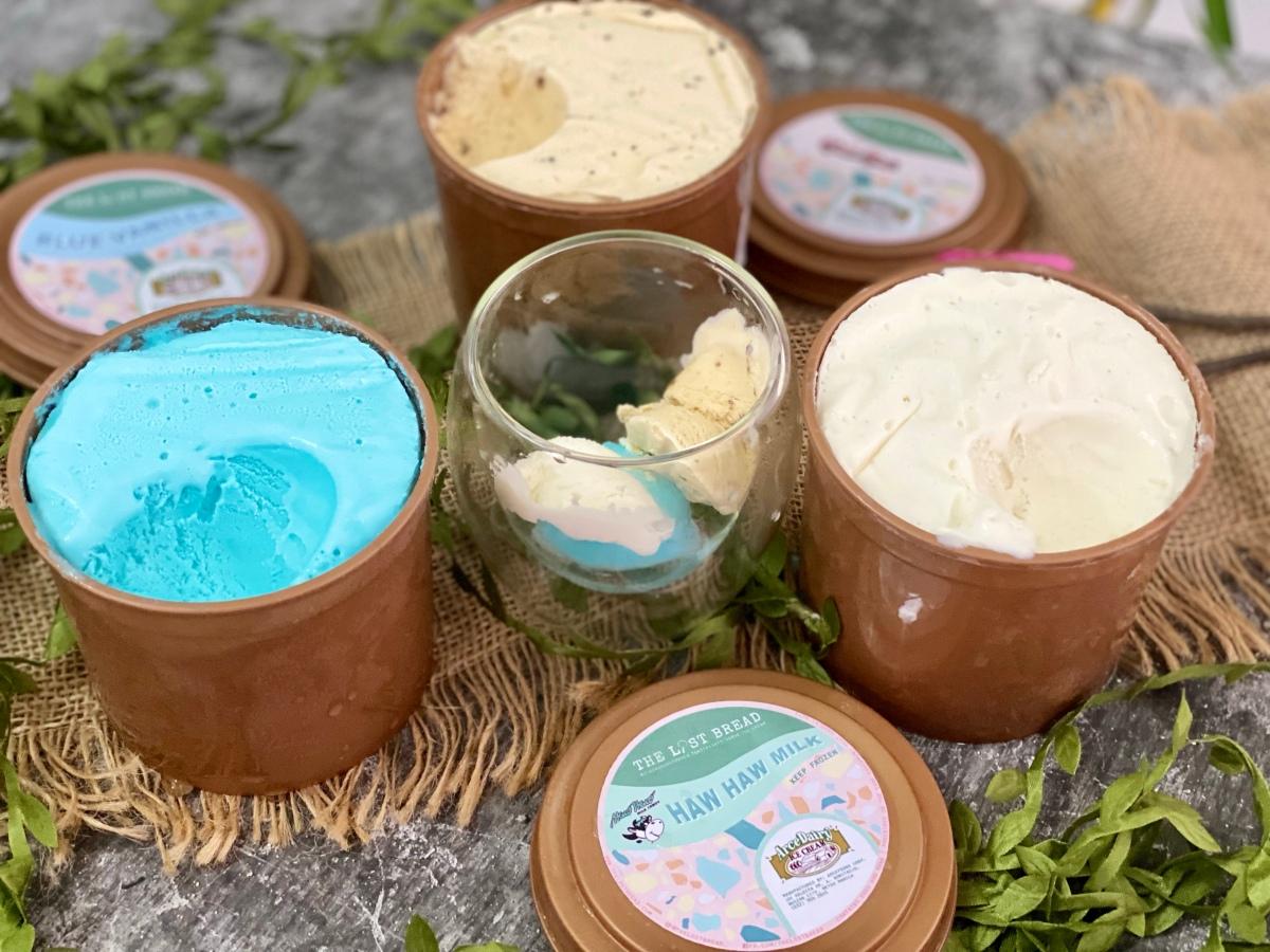 Celebrate World Ice Cream Day with The Lost Bread x Arce's TRIOPack
