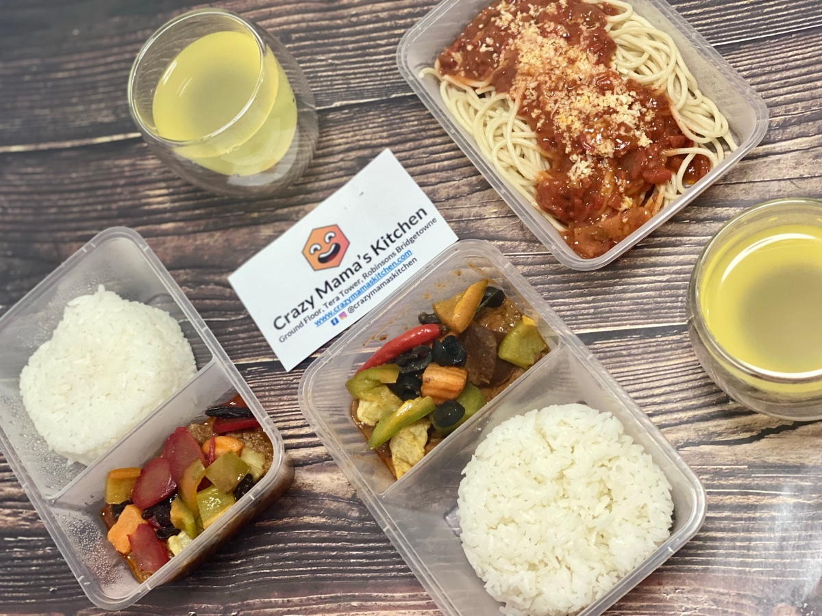 Say goodbye to boring lunches with home-cooked meals from Crazy Mama'sKitchen