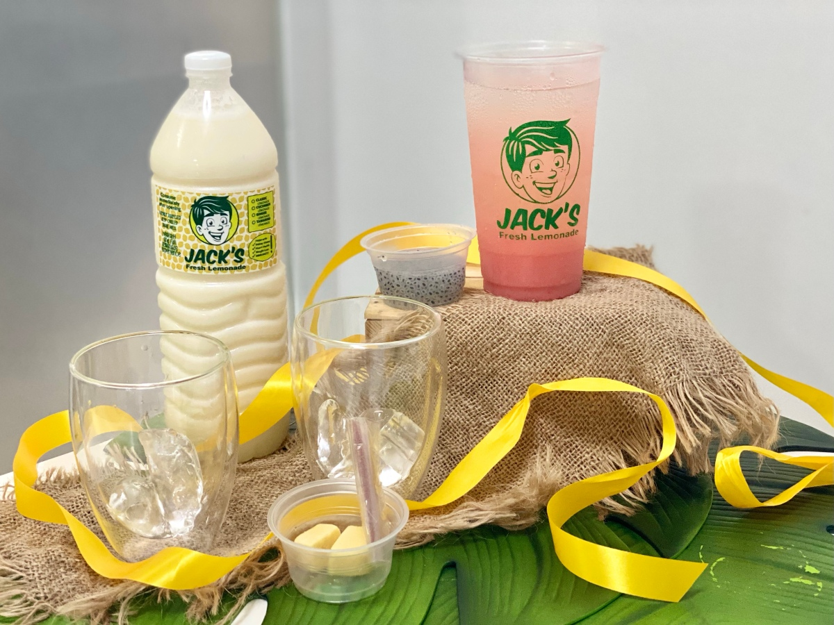 Jack's Lemonade serves up fresh takes on a classicdrink
