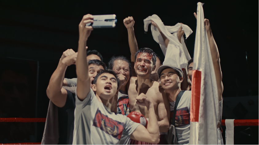 New HBO Asia Original GENSAN PUNCH premieres and nominated at Busan Int'l FilmFestival