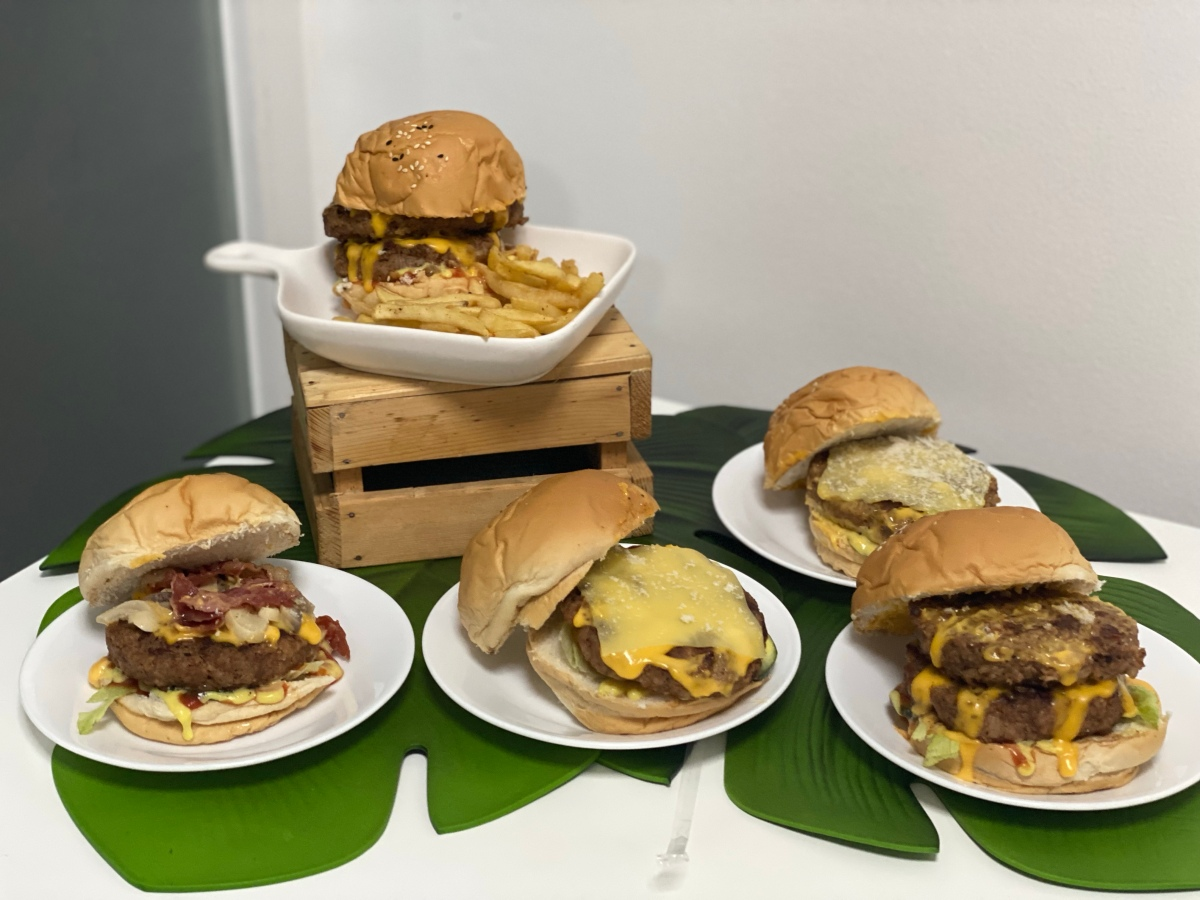 Explosion of flavors from Explosive BurgerPasig