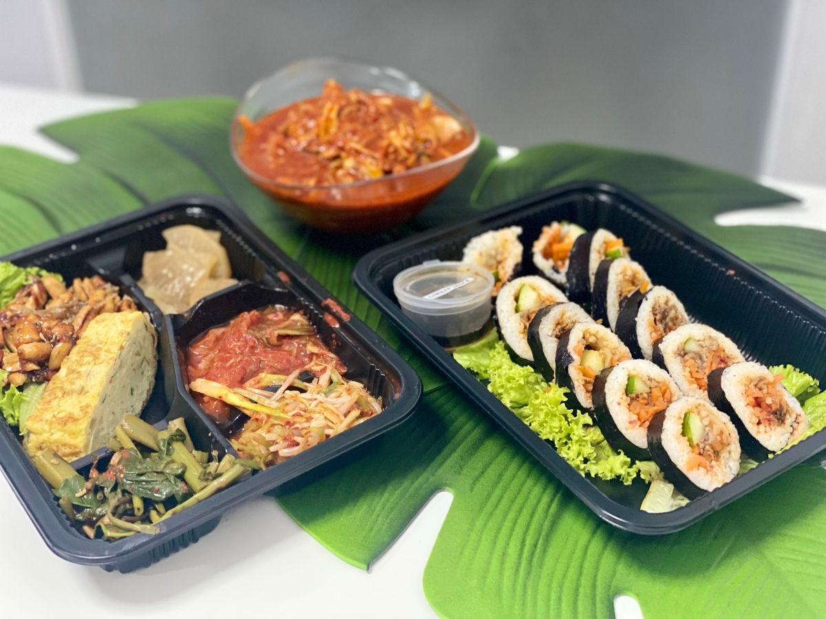 Underrated yet must-try Korean food try from Soban K-TownGrill